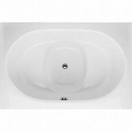 """Hydro Systems Fujj60400awp Fuji 60""""""""l Acrylic Utb With Whirlpool Systems"""