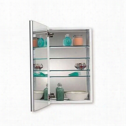 """Nutone 52wh344dp Metro  Series Deluxe 34"""""""" Beveled Mirror (wall Opening 14.25"""""""" X 34"""""""" X 4"""""""")"""