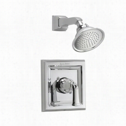 American Standard 555.5210.02 Town Square Shower Only Trim Kit In Polished Chrome