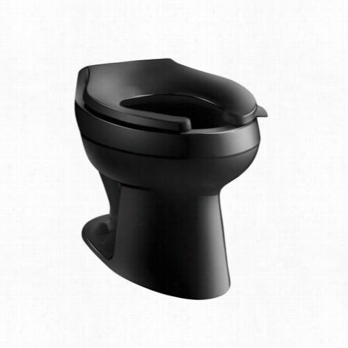 Kohler K-4406 Wellworrth 1.28  Gpf Flushometer Bowl Toilet