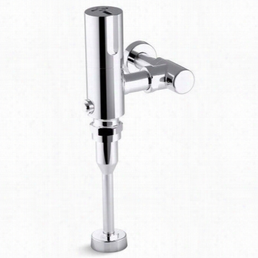 Kohler K-7546-cp Tripoint /18 Gpf Exposed Hybrid Urial Flushometer Valve