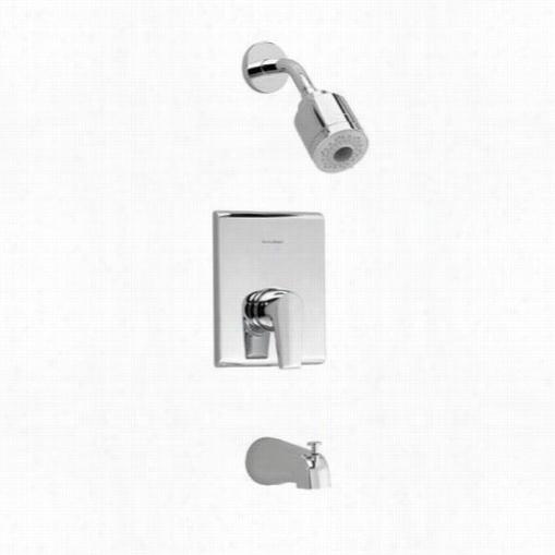Ameriican Standard T590 508 002 Studio B Ath Shower Tri