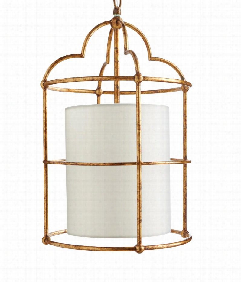 Florence Ear-ring Lamp - Gold