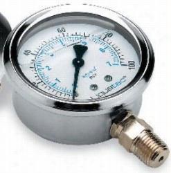 Pgb25100l Tier11 Pressure Gauge