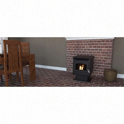 Breckwell Sp22 Pellet Stove