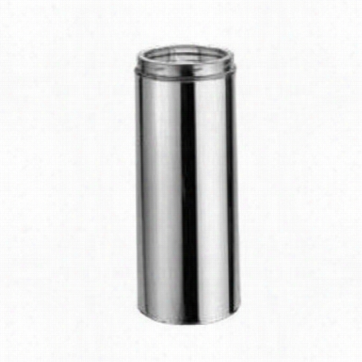"""M&ampg; Duravent 7dt-12ss Duratec H7"""""""" X 12"""""""" Stainless Steel Arrange A Double Wall Chimney Pipe Length"""