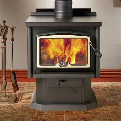 Osburn Ob01613 1600 - High Efficiency Epa Wood Stove With Door Overlay