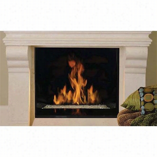 "Superior Fireplaces Drc6340tyn 40&uot;"" Electonic Ignition Power Veent Dirct-veent Gas Fireplace"