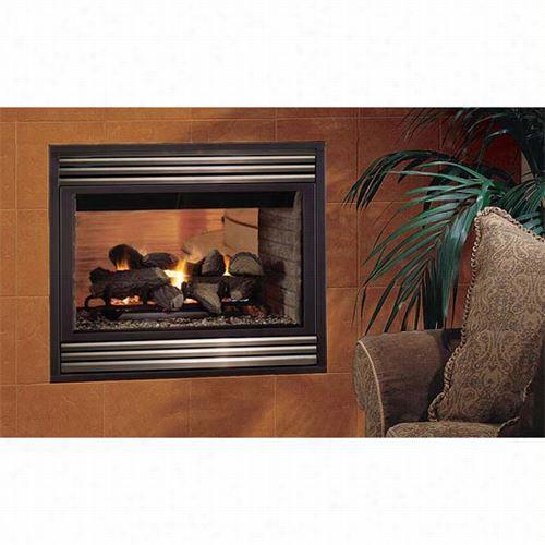 Superior Fireplaces Mpd35st-ne -b Metrit Plus Electron Ic Ignition Directv Ent Fireplace