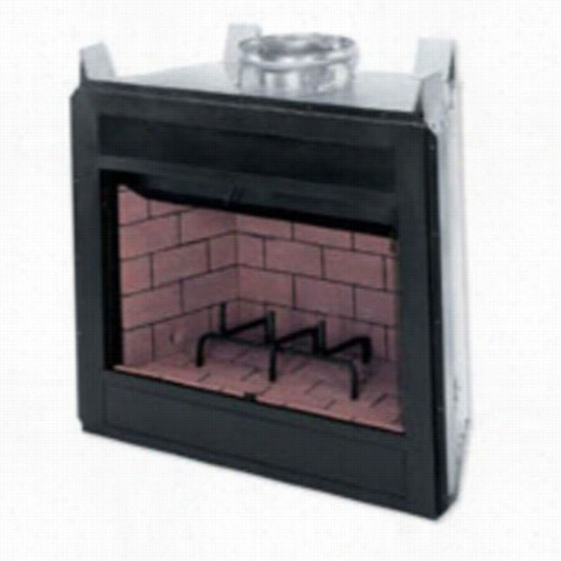 """Superior Fireplaces Wct30363 6"""""""" Louvered Insulated Stacked Liner Wood Burning Fir Eplace"""