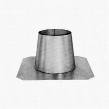 "Metalbset 18qc-tf 18"""" Type B Ga Vent Tall Cone Flat Roof Flashing"