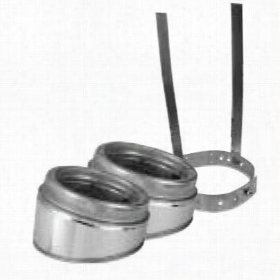 Meatlb Est 208206g 15 Degree Elbow Kit Galva Temp 8in Venting Pipe