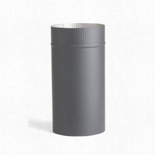 "Metalbest 4501ssb Saf T Liner 304 5"""" X 12"""" Male/male Adapter"
