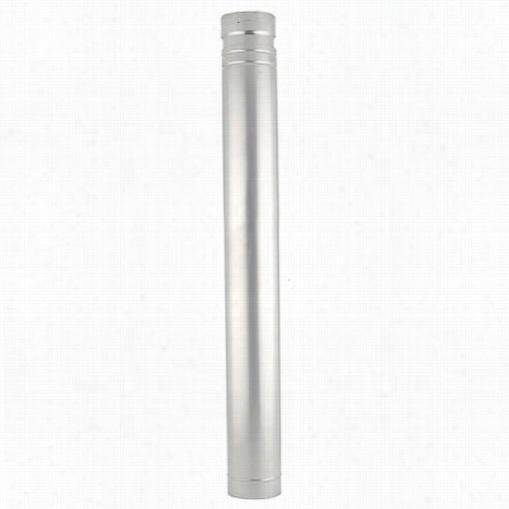 """Metalbest 4706ss Saf T Liner 304 7"""""""" Adjustable Chimney Liner"""