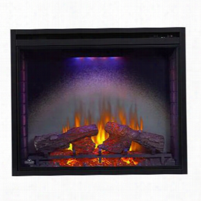 "Napoleon Bef33h 33"""" Electric Fireplace In Black"