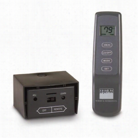 Peterson Real Fyre Vr-2a Deluxe Variable Remotee Control