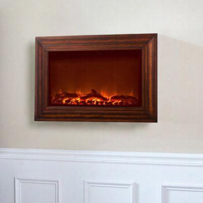 Fier Sense 6 0948 Wall Mounted Electrc Fireplace