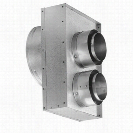 M&g Duravent  46dva-tcl Travs Industries Co Axial To Co Linear Applianxe Conn. 4 In X 6 5/8 In Directvent Pro