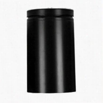 Metalbest 16050 82b 4-10in Adjustable Dire Ct Temp 5 X 8in Pipe - Black