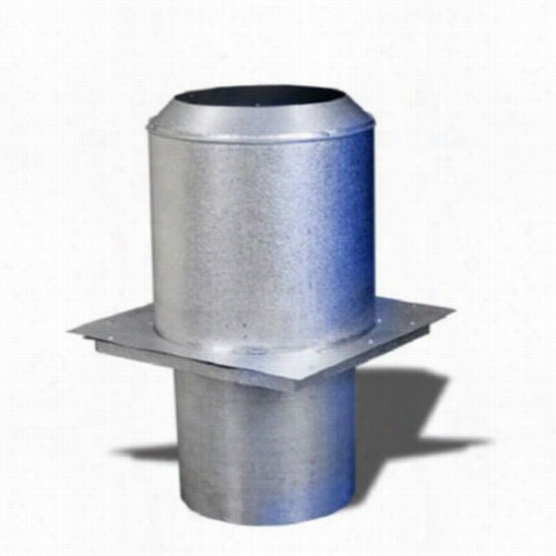 """Metalbest 16s-ais Sure-temp 16""""""""  Category A Chimney Pipe Attic Insulation  Shield"""