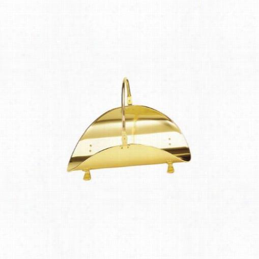 Minuteman X800050 Basket In Brass Plated