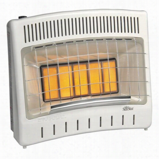 """Sunstar Sc30t-1-lp 27-1/2""""""""w Thermostat Infra Red Radiant Heater"""
