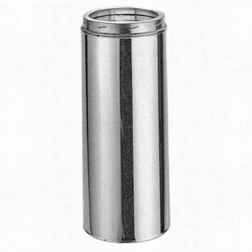 "M&g Duravent 6dt-12  6"""" Diameter Duratech Venting (1&2quot;"" Chimney Pipe Ga)"