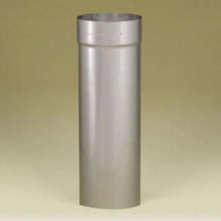 "Metalbest 4724ss Saf T Liner 304 7"""" X 18"""" Slip Section"