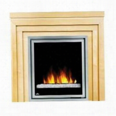 Napoleon Efmm0gc Electric 1500 Watt Fireplace With Crystaline Ember Bed And Metro Mantel