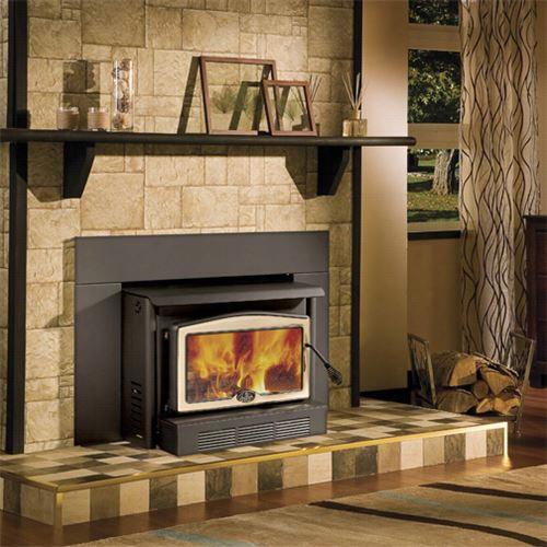 Osburn Ob024001 2400 High Efficiency Epa Wood Burning Insert