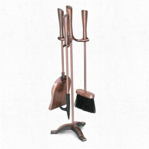 Pilgrim 19033 Chsndler T Ool Set  In Antique Copper