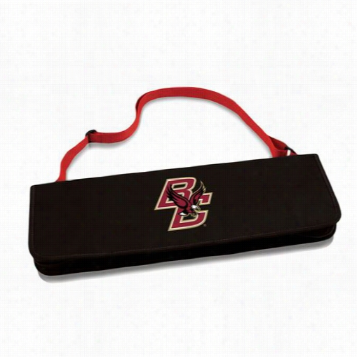 Pincic Time 747-03-100-054-0 Metro Boston College Eagles Digital Prnit Bbq Tote In Red