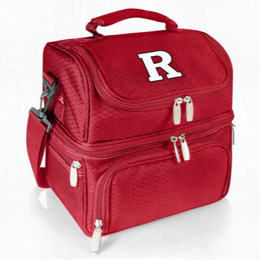 Picnic Time 512-80 Ranzo Rutgers University Scarlet Kmights Digital Print Personal Cooler