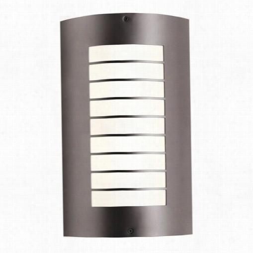 Kichler Lighting 6048 Newport 2 Light Outdoor Wall Sconce