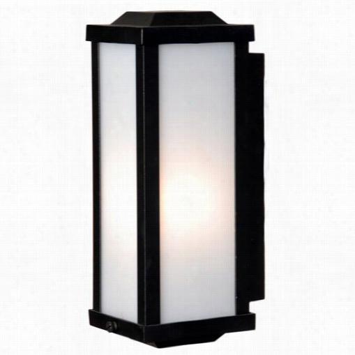 Hanover Lantern B7999 Small Gemini 25w 1 Light Outdoor Post Lamp