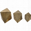 Uttermost Rhombus Table Accents - Set of 3