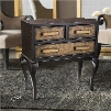 Uttermost Mayra Ash Burl Accent Chest