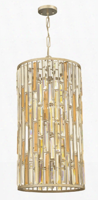 Fredrick Ramond Gemma 6-light Foyer Pendant