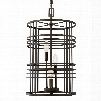 Capital Lighting Signature 3-Light Foyer Pendant in Old Bronze