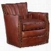 Hooker Carson Swivel Club Chair
