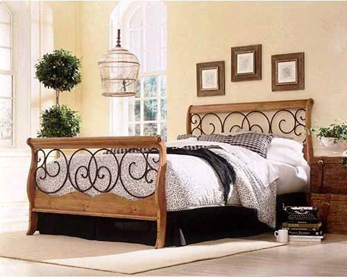 Fasihon Bed Group Dunhill California King Bed