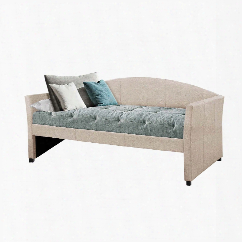 Hillsdale Furniture Westchester Daybed In Fog Fabric