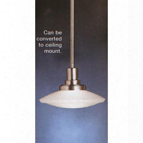 Kichler Structures 1-light Mini-pendant - Brushed Nickel