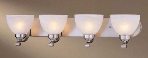 Minka-lavery Paradox 4-light Vanity Light