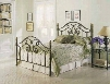 Fashion Bed Group Dynasty California King Bed