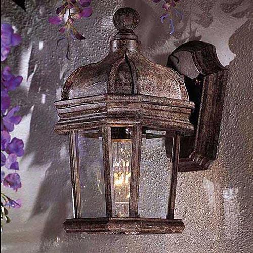 Minka-lavery Great Outdoors Harrison Mini Wall Lantern