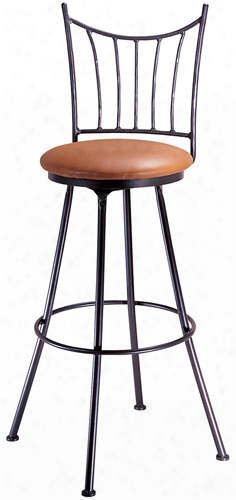Stone County Iroworks Ranch Bar Stool