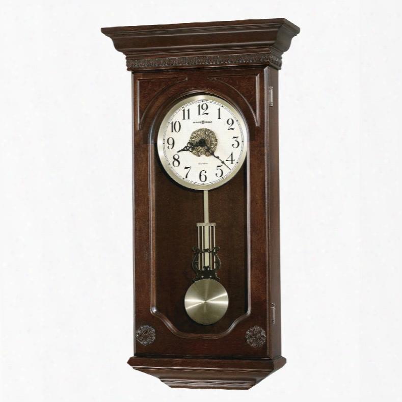 Howard Miller Jas Mine Wall Clock