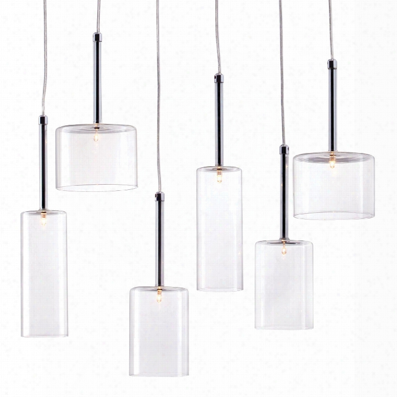 Zuo Pure Hale Ceiling Lamp