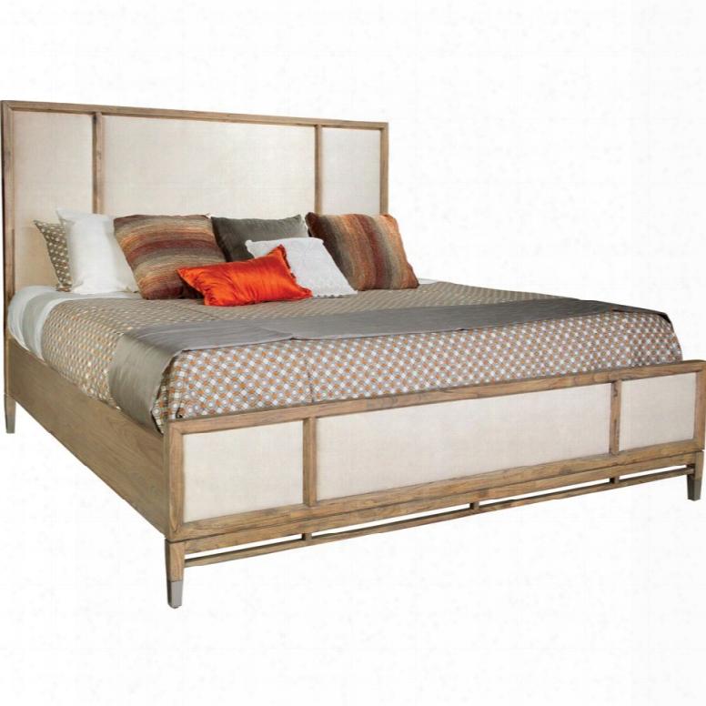 Hekman Avery Park Queen Panel Bed